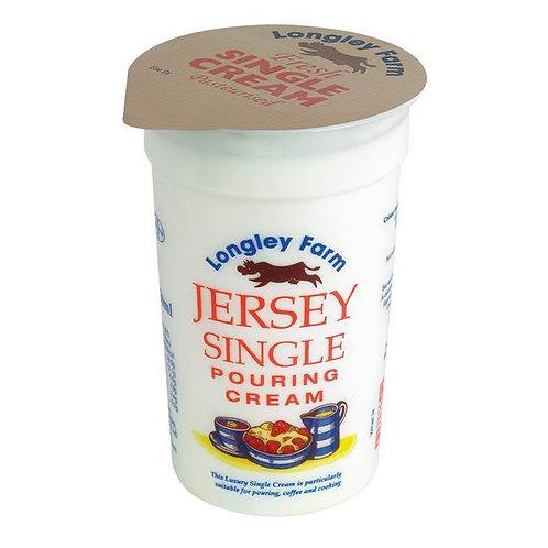 Jersey single cream - 250ml