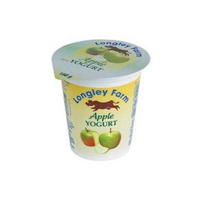 Longley Farm Apple Yogurt - 150g