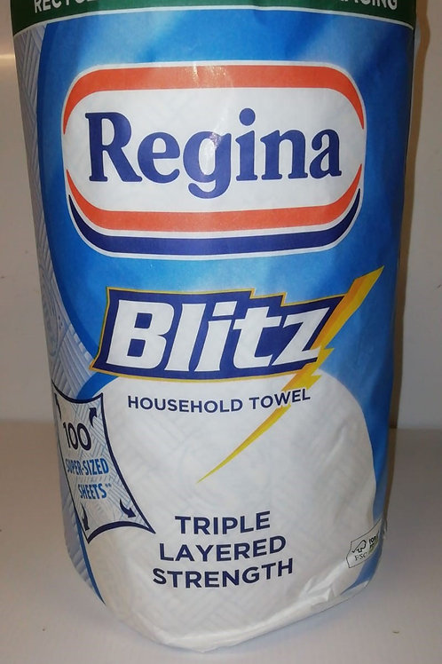 Kitchen roll - Regina 100 jumbo sheets