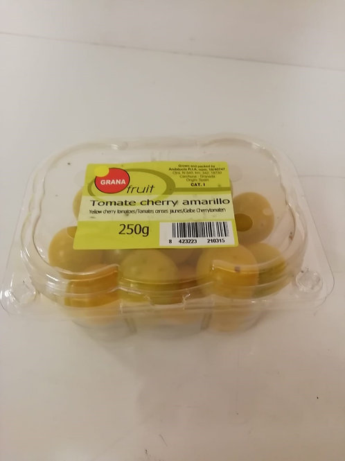 Tomatoes cherry yellow - 250g