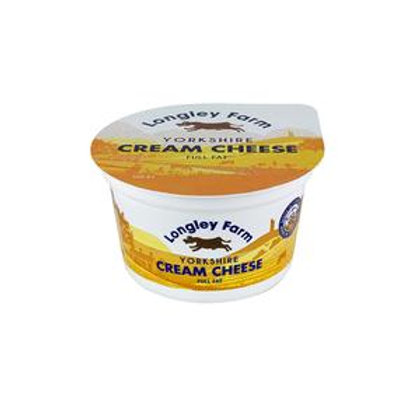 Longley Farm cream cheese - 200g