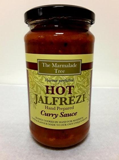 Hot jalfrezi - The Marmalade Tree - 470g