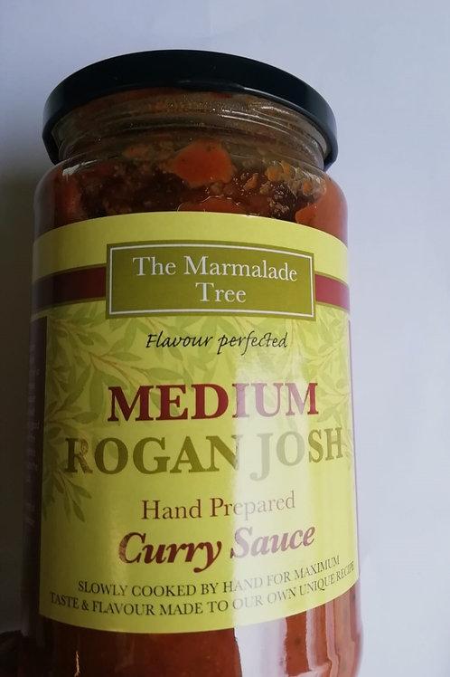 Medium rogan josh - The Marmalade Tree - 470g