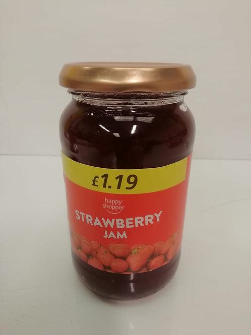 Strawberry jam - 454g