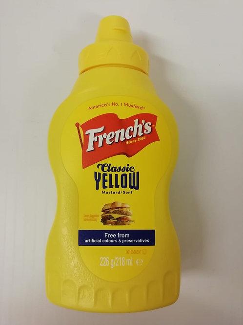 Mustard - French's 226g