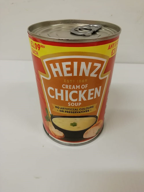 Chicken Soup - Heinz 400g