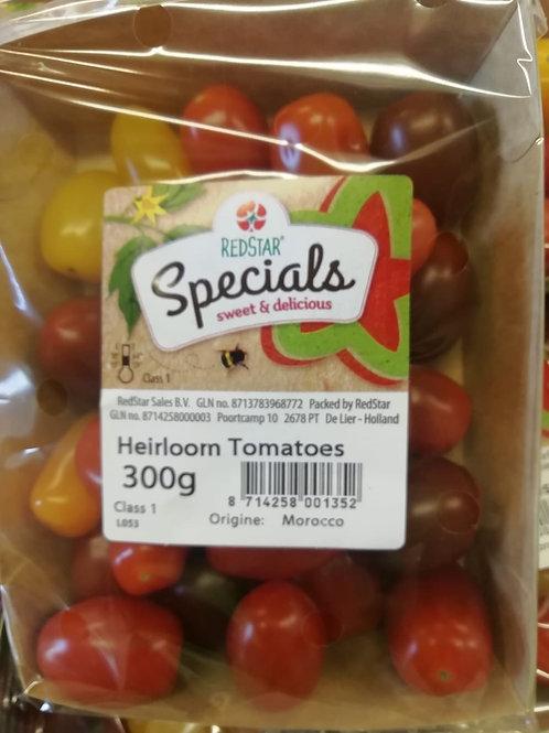 Tomatoes heirloom punnet