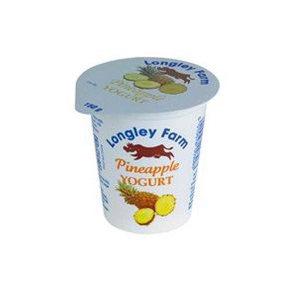 Longley Farm Pineapple yogurt - 150g