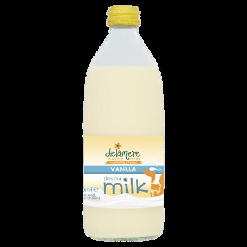 Vanilla flavoured milk - 500ml