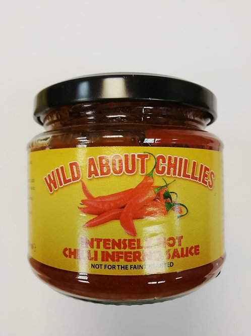 Wild about chillies sauce
