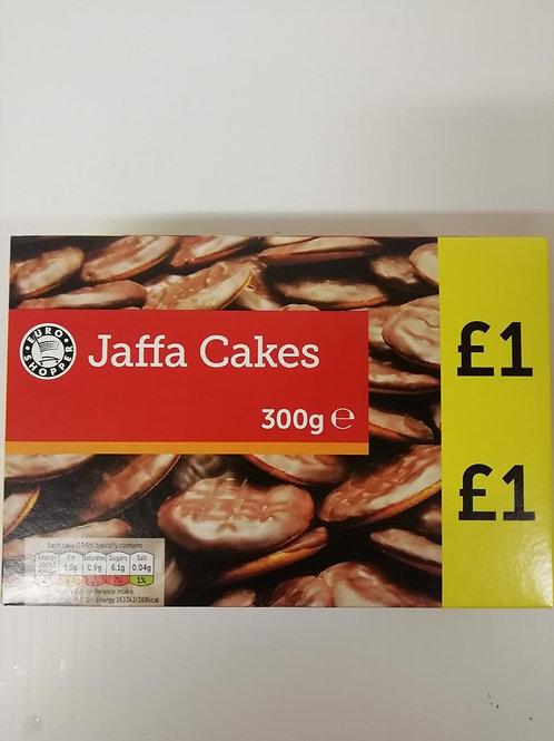 Jaffa cakes - 300g