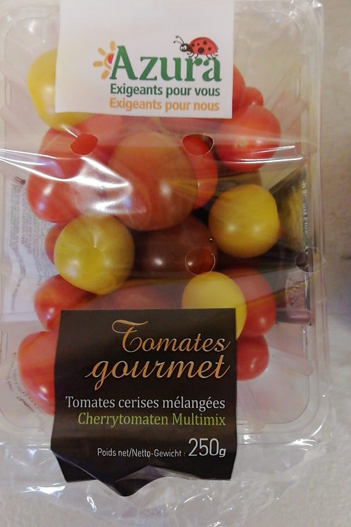 Tomatoes - mixed cherry 250g