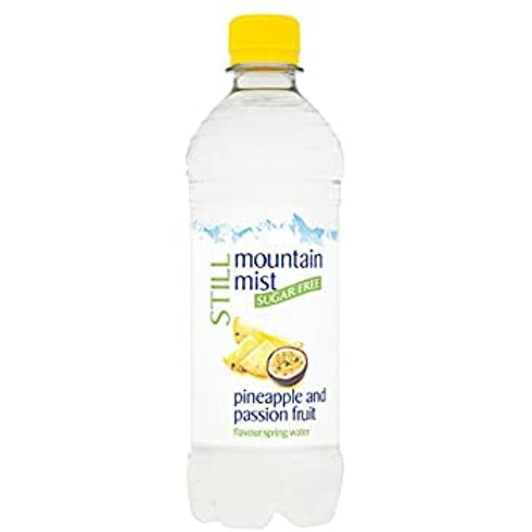 Pineapple & passion fruit still water - 12 x 500ml