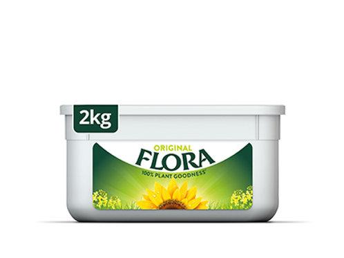 Flora original - 2kg