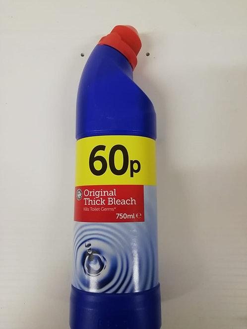 Bleach - original thick - 750ml