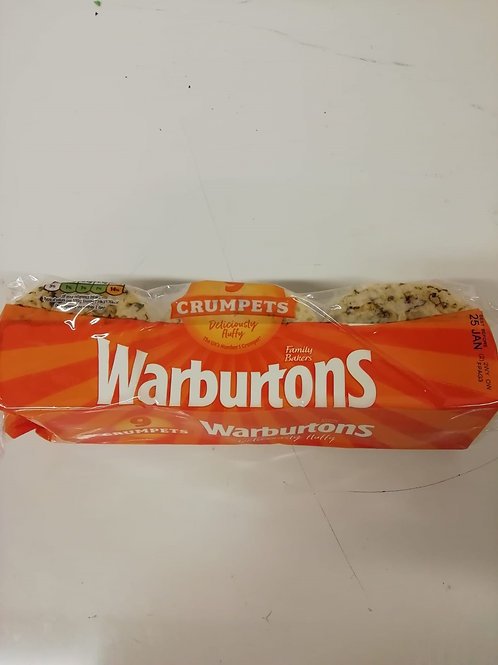Crumpets- 9 pack