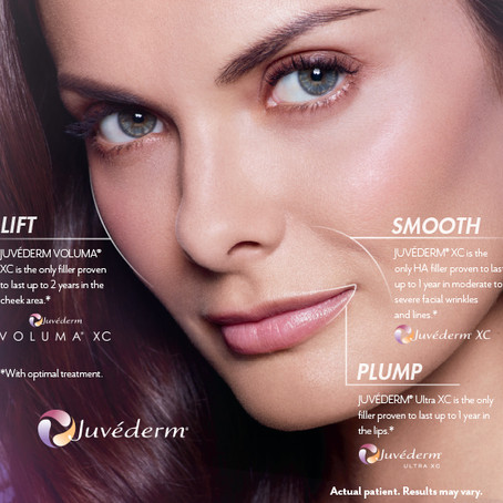 Voluma, Juvederm, Threads and more!