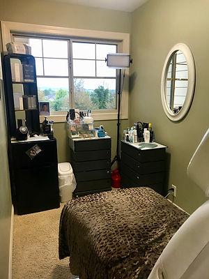 Omaha Beauty Expert, Omaha Office Location Treatment Room