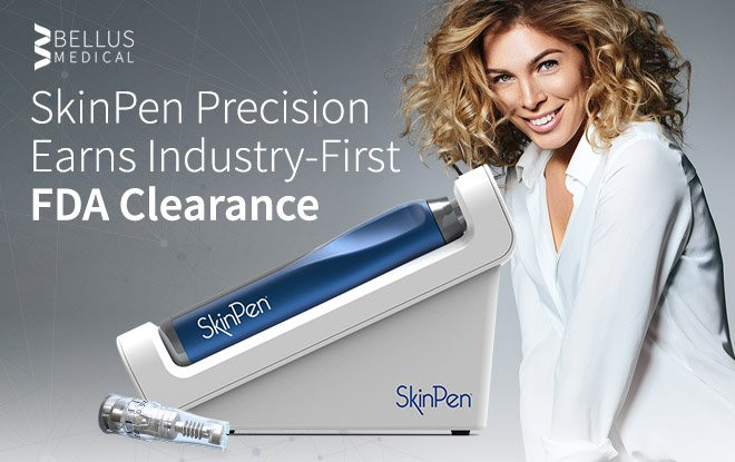 FDA approved SkinPen offered at Face Time with Ronda