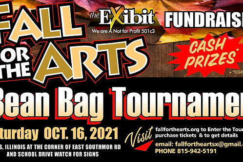 Bean Bag Tournament - Fall for the Arts Festival