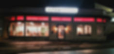 EXibit building at night.jpeg