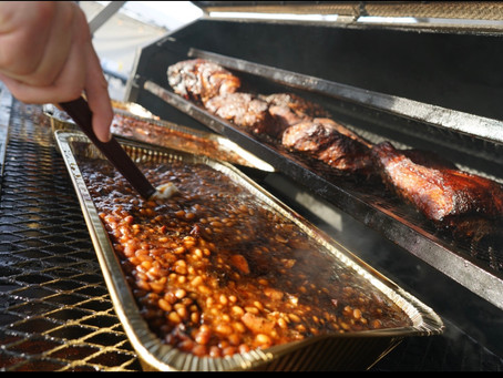 Pit Smoked Baked Beans