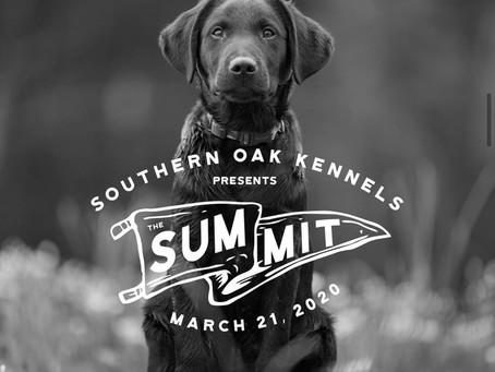 Southern Oak Kennels- The Summit 2020