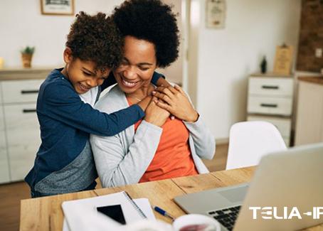 Cómo afrontar el trabajo en casa, como mamá, esposa, y emprendedora.