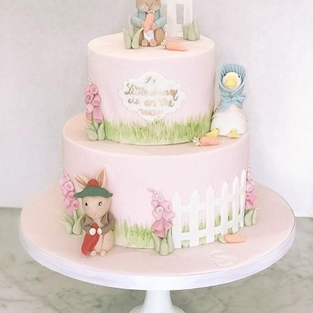 Jemima Duck Cake