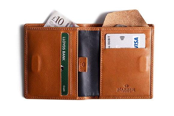 Leather Bifold Wallet - Harber London