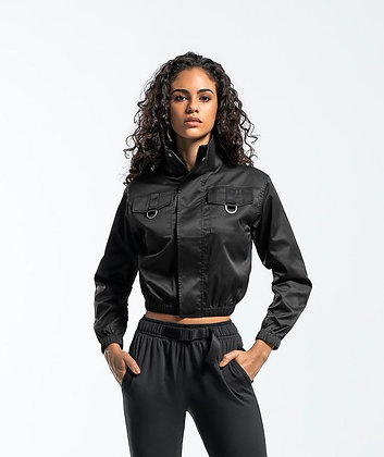 Cargo Utility Track Jacket - Firm Abs