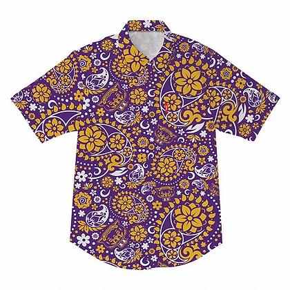 Paisley Shirt - Okami