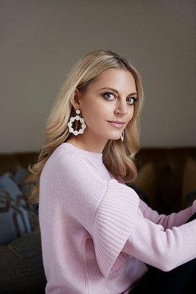 Ruffle Sweater - Lucy Nagle