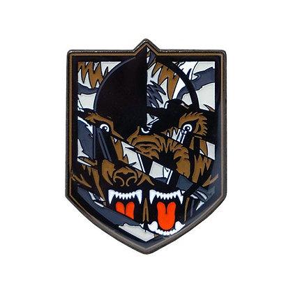Knights Pin - Okami