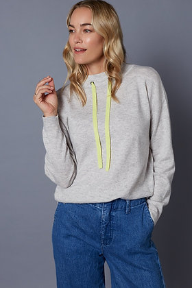 Relaxed High Neck - Lucy Nagle