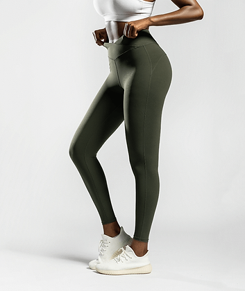 High Waist Leggings - Firm Abs