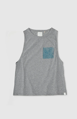 Sleeveless Tank - Jason Scott