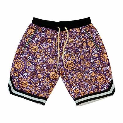 Paisley Shorts -Okami