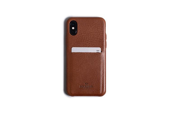 Leather iPhone Case - Harber London