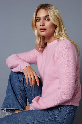 Bell Sleeve Crew - Lucy Nagle