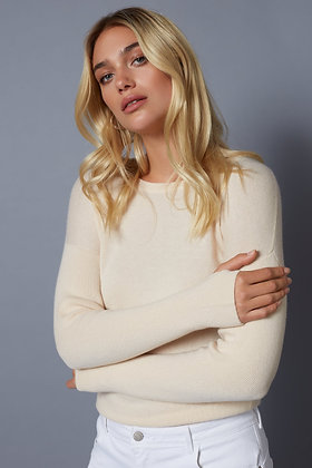 Cashmere Ribbed Sleeve- Lucy Nagle