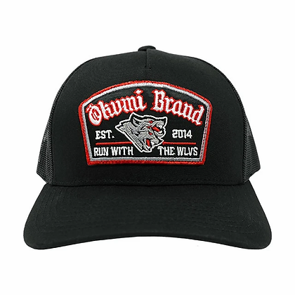 WLVS Hat - Okami
