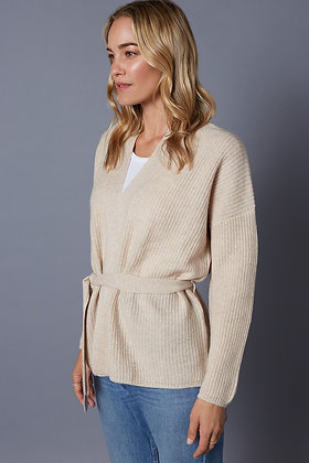 The Belted Cardigan - Lucy Nagle
