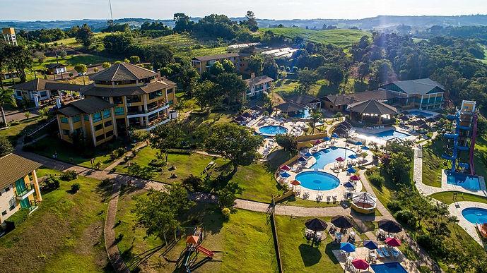 Termas Vere_ vista geral do resort .....