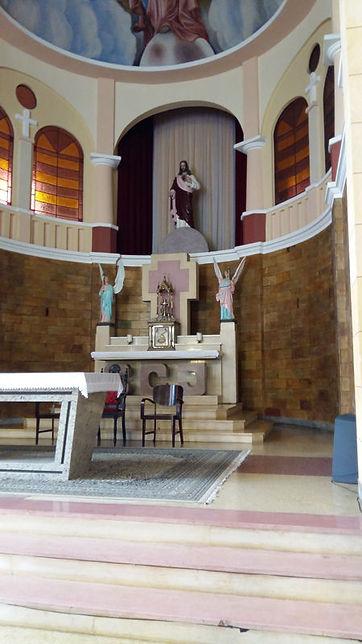 Alta Capela Seminario Sagrado C Jesus...