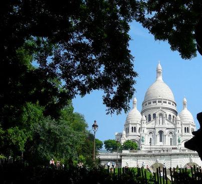 Paris_ Igreja Sacre Couer...BR..........