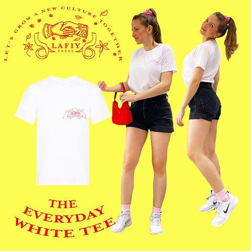 Everyday White Tee