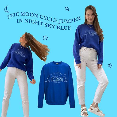 Moon Cycle Jumper