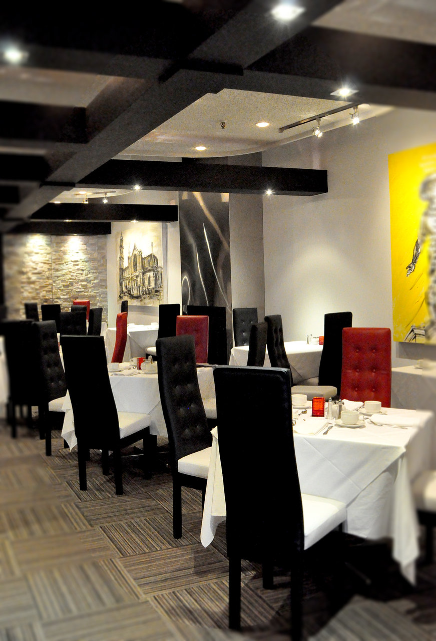 Restaurant-La Galerie