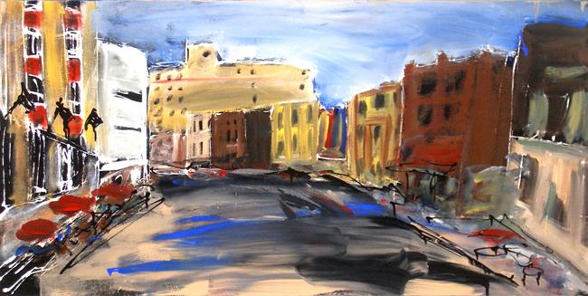 Rue Racine 2008